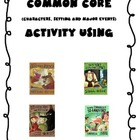 Character & Setting Common Core Activity For Fairy Tales