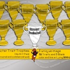 Character Trait Trophies