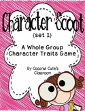 Character Traits SCOOT {set 1}