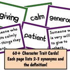 60+ Character Traits, Synonyms, and Definitions - Vocabula