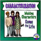Characterization - Character Development in Short Stories