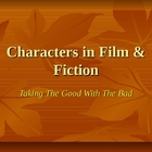 Characters In Film And Fiction