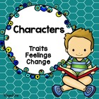 Characters Reading Forms ~ Traits, Change Over Time, Feelings