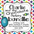 Charlie and the Chocolate Factory BUNDLE {Math Centers, Wr