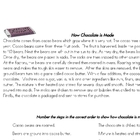Charlie and the Chocolate Factory Literacy, Math and Learning Fun