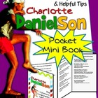 Charlotte Danielson Mini Pocket Foldable: 4 Domains, Compo