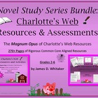 Charlotte's Web Novel Study Bundle