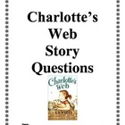 Charlotte's Web Story Questions
