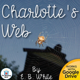 Charlotte's Web Teaching Novel Study Unit