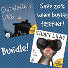 Charlotte's Web/Stuart Little Novel Unit Bundle ~ Common C
