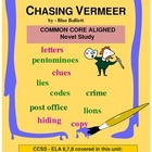 Chasing Vermeer: Common Core Aligned Novel Unit