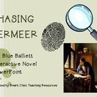 Chasing Vermeer, by B. Balliett, Interactive Novel PowerPoint