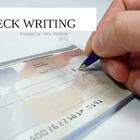 Check Writing