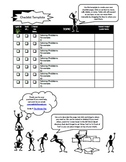 Checklist Study Guide Template