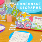Cheeky H - A Fun Resource Kit to Help Teach Consonant Digraphs