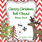 Cheery Christmas Roll & Read Bonus Pack-27 games