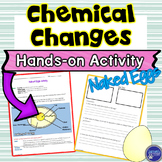 Chemical Changes Lab: Naked Eggs