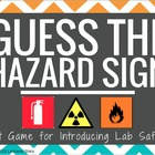 Lab Safety & Hazard Sign PowerPoint Game