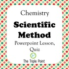 Chemistry: Scientific Method