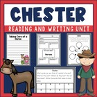 Chester by Syd Hoff Guided Reading Unit about Horses