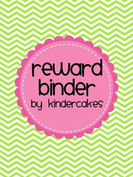 Chevron Reward Binder