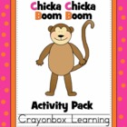 Chicka Chicka Boom Boom Learning Center Activities
