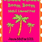 Chicka Chicka Boom Boom Math & Literacy Fun!