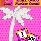 Chicka Chicka Boom Boom - Number Cards (0-50)