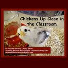 Chicken Eggs Hatching in a Classroom - Slide Show with Mic