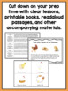 Chicken Life Cycle Mini-Unit for PreK, Kindergarten, or Fi