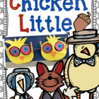 Chicken Little Literacy Packed Unit and More!