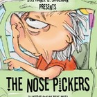 Children's Picture Book- The Nose Pickers