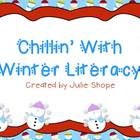 Chillin' with Winter Literacy {Aligned to Common Core}