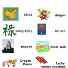 China/Chinese New Year Word Wall Labels