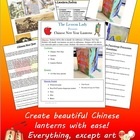 Chinese New Year Lantern Festival Watercolor Lesson