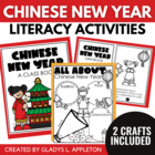 Chinese New Year {Literacy Activities for Little Learners}