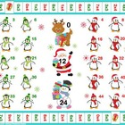 Christmas 2 and 5 Times Tables Games