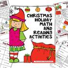 Christmas Activities: Reading & Math