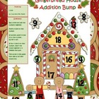 Christmas Addition, Subtraction, and Multiplication Bump G