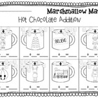 Christmas Addition and Subtraction {Marshmallow Math} {Gre