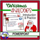 Christmas Analogies PowerPoint