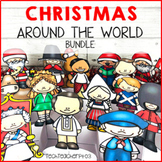 Christmas Around The World – 9 Countries, 37 Pages of Acti