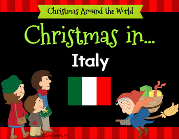 Christmas Around the World  -  Italy