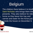 Christmas Around the World PowerPoint Presentation