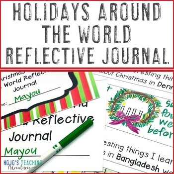 Christmas Around the World Reflective Journal