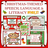 Christmas Bundle! Expressive & Receptive Language, Grammar