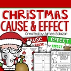 Christmas Cause and Effect {Common Core Aligned}