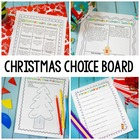 Christmas Centers and Activities for Math Enrichment