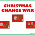 Christmas Change War - Practicing Amounts Up To $1.00