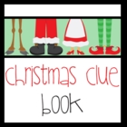 Christmas Clue Book